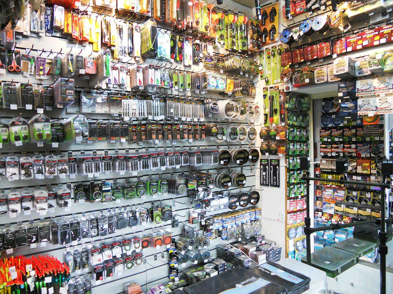 рыболовный магазин в крымске