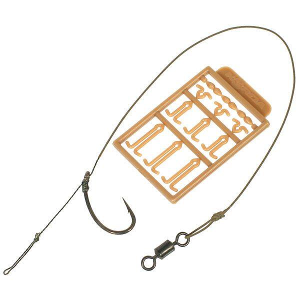 Приспособление для вязания волосяных оснасток 6