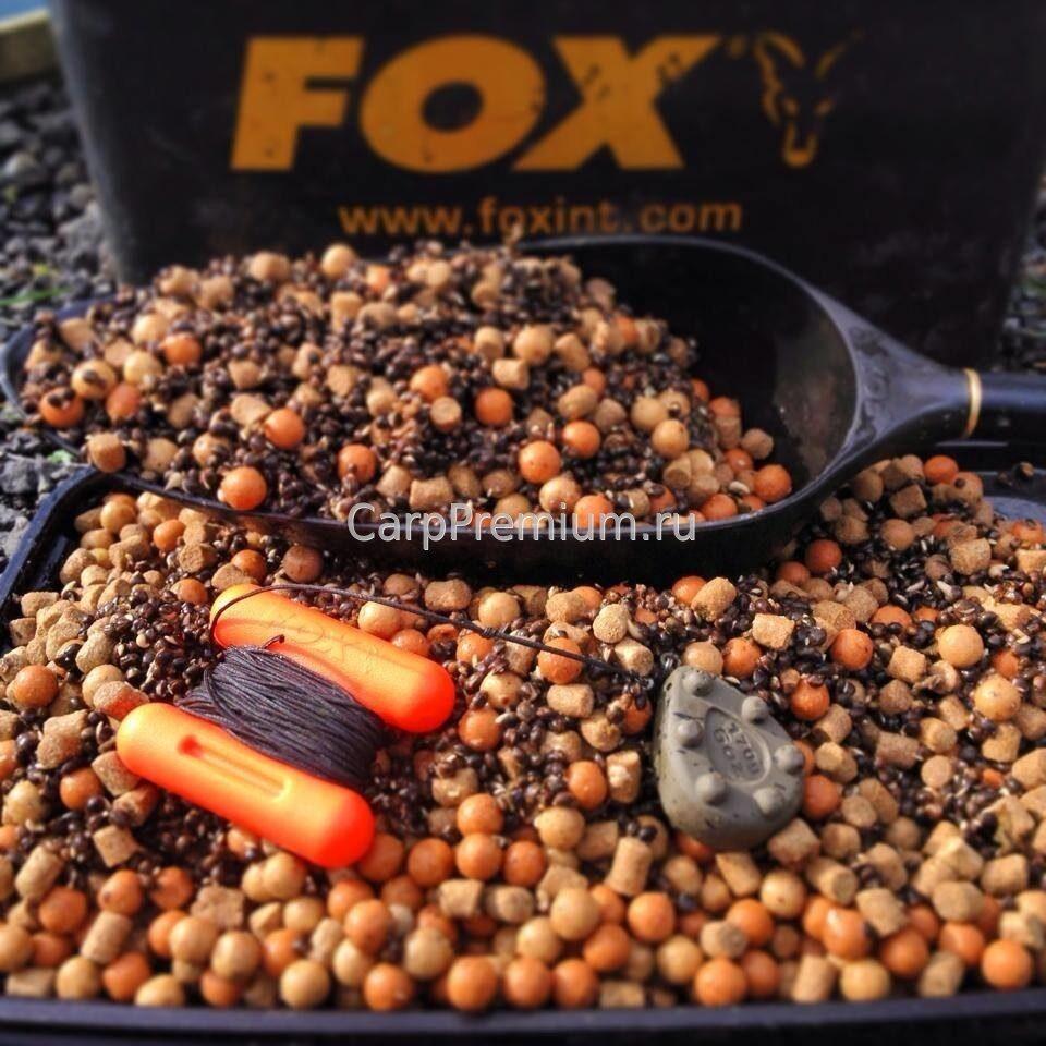 прикормка fox