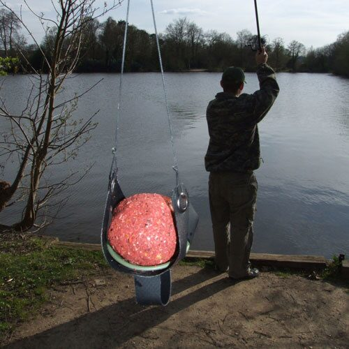 подкормка для зимней рыбалки на хариуса