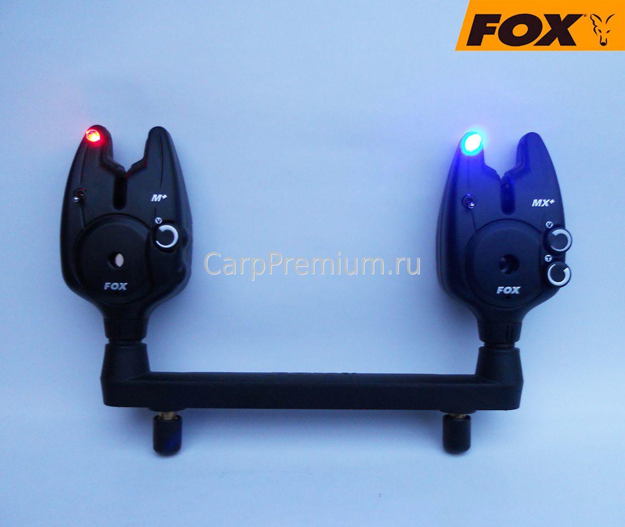 сигнализатор поклевки fox micron m