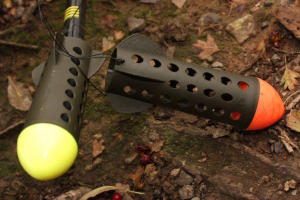ракета для прикормки bait rocket