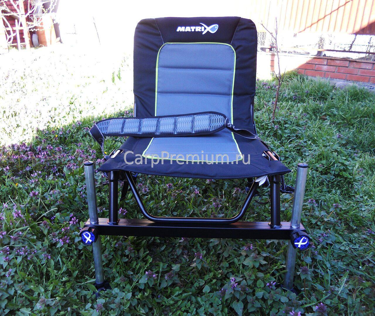 кресло фидерное matrix feeder accessory chair