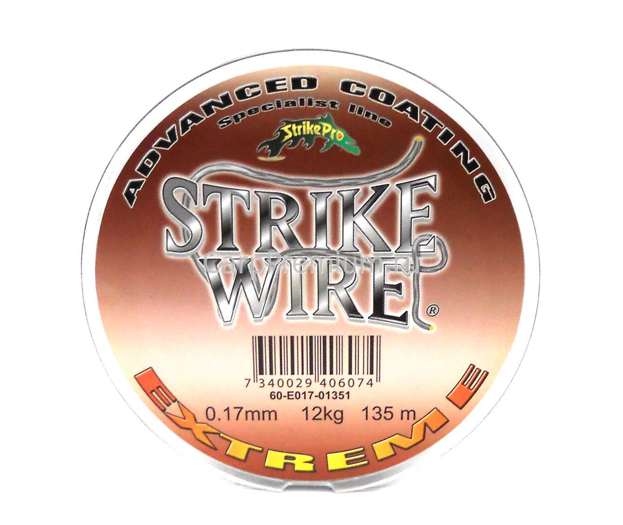 strike wire плетенка