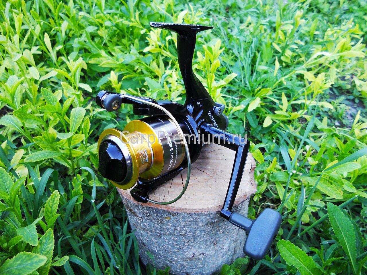 катушки с байтранером для ловли карпа