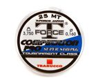 Леска 0.160 мм Trabucco (Трабукко) - T-Force Competition Pro Super strong, 25 м