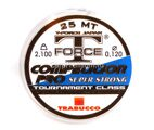 Леска Trabucco (Трабукко) 0.10 мм - T-Force Competition Pro Super strong, 25 м