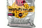 Тонущие бойлы 20 мм Ананас 777 Baits (Лихоносовы) - Likhonosov Original Shelf Life Boilies Pineapple, 1 кг