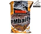Пеллетс Кукурузный 10 мм Minenko (Миненко) - PMbaits Corn Steep Liquor Pellets (CSL), 1 кг