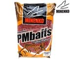 Пеллетс Клубника 5 мм Minenko (Миненко) - PMbaits Strawberry Pellets, 1 кг