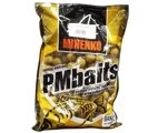 Бойлы пылящие 20 мм Банан Minenko (Миненко) - PMbaits Banana Soluble, 1 кг