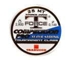 Леска Trabucco (Трабукко) 0.148 мм - T-Force Competition Pro Super strong, 25 м